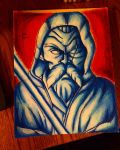 Jedi master roshi  by xprotector10