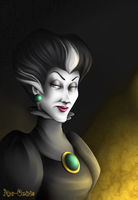 Lady Tremaine by Mrs-Oniria