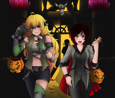 Yangkenstein and Qruby by LobbyRinth