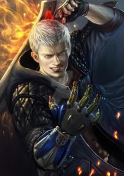 Nero Devil May Cry 5 by SonnizzleArt