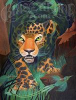 Jaguar by Krisztianna