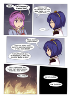Hell's Rising: Chapter 3-2 by GraphyteRonin