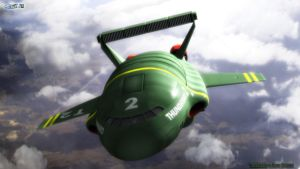 Thunderbird 2 FAB by Tenement01