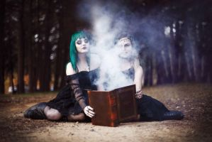 Witchcraft by x-shadow-raven-x