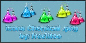 icons chemical by Freziitoo