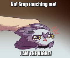 Noibat is the night
