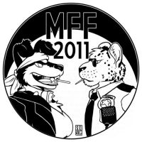 MFF Key Ring by RickGriffin
