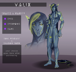 - closed - 24H AUCTION - Valix #142 by CherrysDesigns
