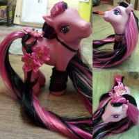 MLP- Cherry Blossoms 3D by simplysteffie
