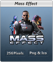 Mass Effect - Icon by Crussong