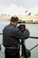 Cameraman by augustinesoong