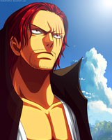 Shanks by AnimeFanNo1