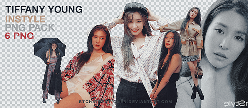 Png Pack // Tiffany Young Instyle by btchdirectioner