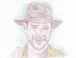 Indy in color by StevenWilcox