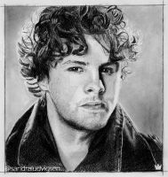 Jay Mcguiness by ludvigsen