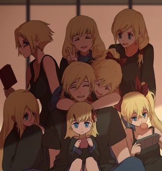 Arc family by dishwasher1910