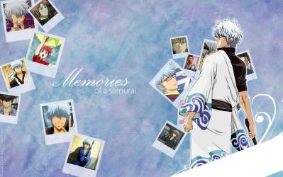 Gintama Wallpaper by BrillyMoon