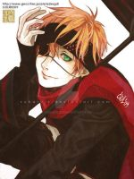 DGM: Lavi -3rd uniform- by subaru-s