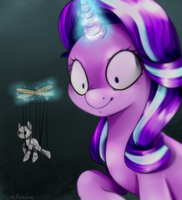 The Puppeteer by okaces