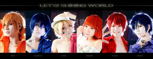 FFBs: Let's SHINING WORLD by mellysa