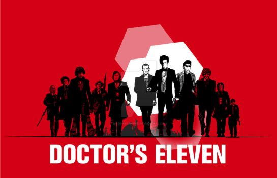 the Doctor's Eleven by Magmakensuke