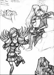 More Chess sketches by StygianRecluse
