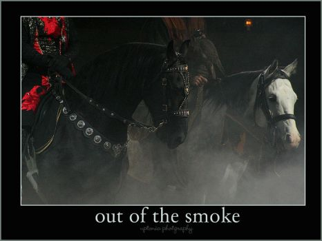 Out of the Smoke by ziptothestar