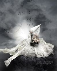 The Bride by CindysArt