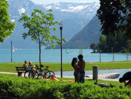 Love at Achensee by annamnt