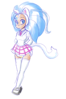 Schoolgirl Felicia-ABDL by RFSwitched