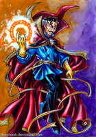 Doctor Strange by the-ChooK