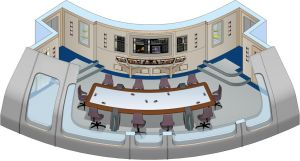 USS Odyssey - Observation Lounge/Conference room by bobye2