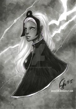 Storm-Greyscale by Paine128