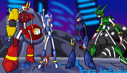 The Arcadian Elite by the-karl