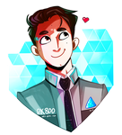 connor by Arkeresia