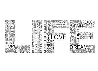 115 words of LIFE by januscastrence
