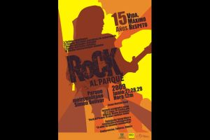 Rock al parque by yotfil