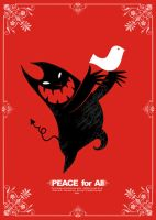 Peace For All by farshidf