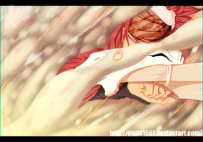 Bleach 563 - Renji bankai by pollo1567