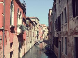 Old Venice I by Ninelyn