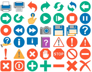 Perfect Flat Icons by perfecticons