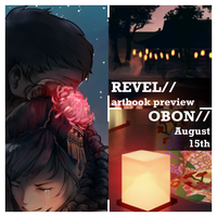 Revel artbook preview by yeinART