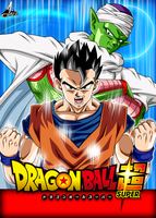 DVD 30 Son Gohan Difinitivo - Piccoro by jaredsongohan