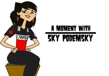A Moment with Sky Podemsky by PoliceDramaFreak