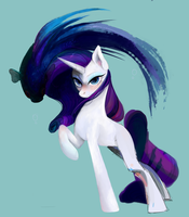 Rarity by adsddjdfbdg