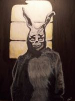 Frank the Bunny by xMonstermakerx