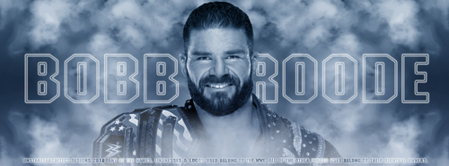 Bobby Roode Facebook Cover Photo by ChrisNeville85