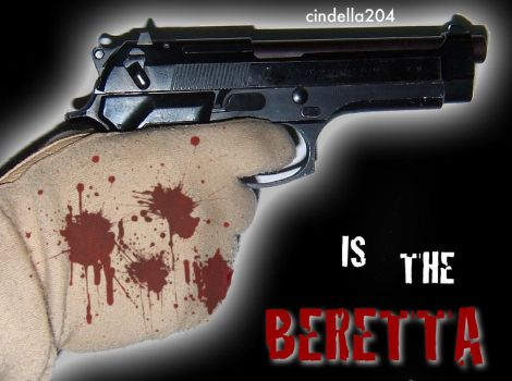 #52 - Is the beretta by cindella204