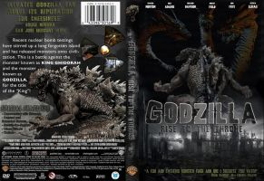 Godzilla Rise To The Throne by SteveRGR