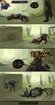 The Adventures of Catfish the Kavat Part 1 by yevvie